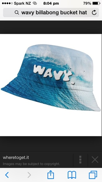 hat bucket hats waves sun hats
