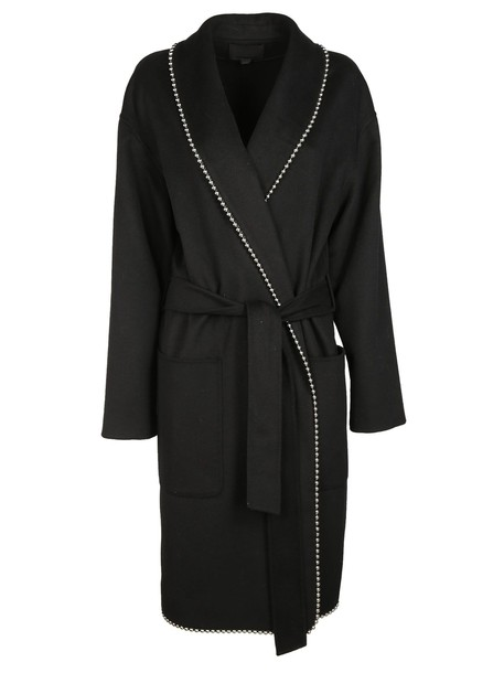 Alexander Wang coat ball black