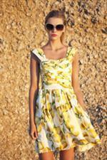 Lemon Fruit Print  Dress Sundress Primark  UK 8-20 BNWT | eBay