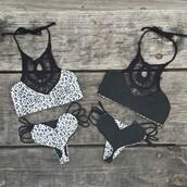 swimwear,reversible,miami bikini,miami,wynwood,shop now,last chance,halter neck,crochet,black and white,leopard print,bettini,mix and match,designer swimwear 2015,orchidbtq,orchidgal