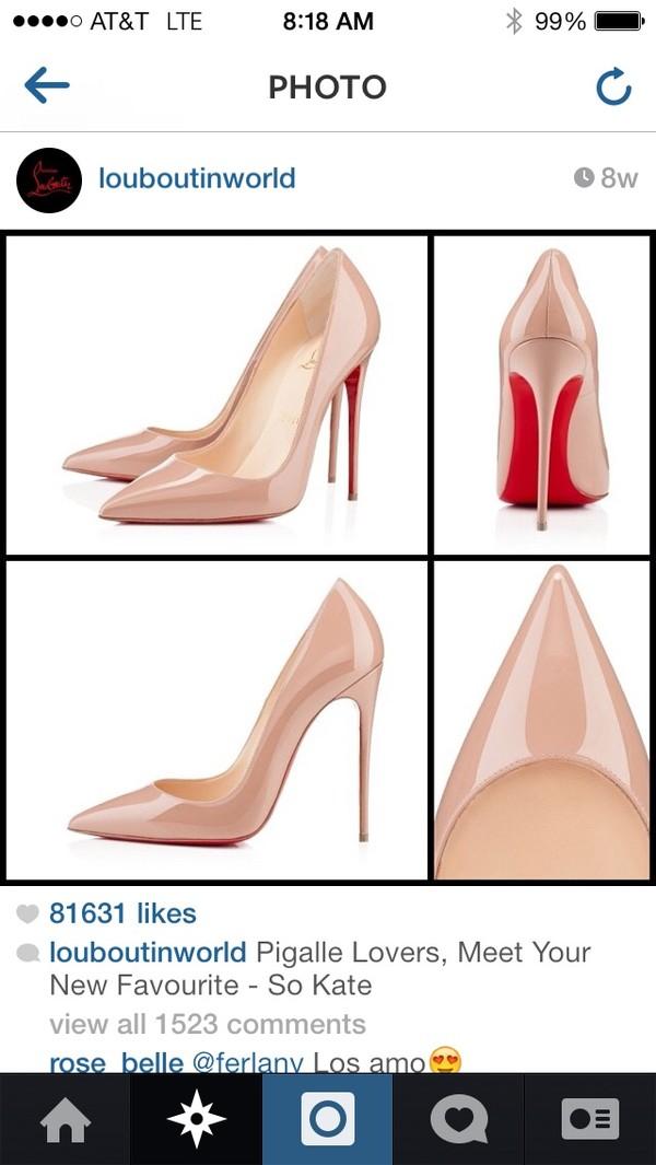 shoes high heels nude pumps
