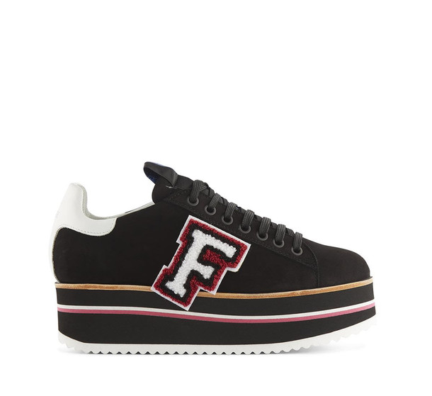 Fabi Sneakers in nero