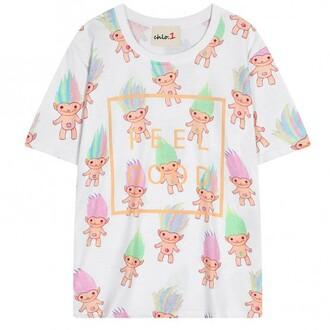 t-shirt fashion funny pastel cute trendy teenagers summer spring boogzel