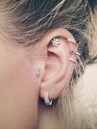 earrings jewels tragus cartilage piercing cartilage earring