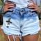 Custom vintage dublin - festival shorts heaven