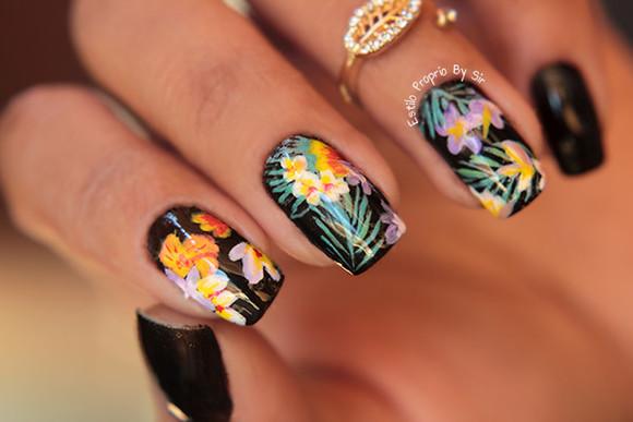 cute california summer outfits trendy nail polish unha praia trendy outfit nail art nails art forever 21 nail accessories nails cheetah print nails diy nails