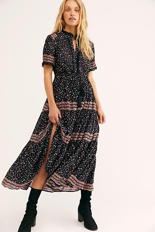 Rare Feelings Maxi Dress by Free People