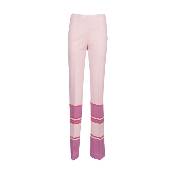 Miu Miu pants high waist pants high rose