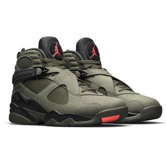shoes sneakers nike nike shoes jordans olive green green red black orange