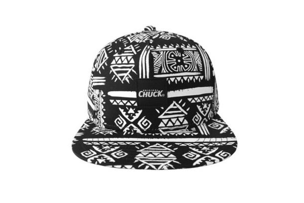 hat designs black and white aztec spring original chuck