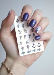 nail accessories,nail tattoos