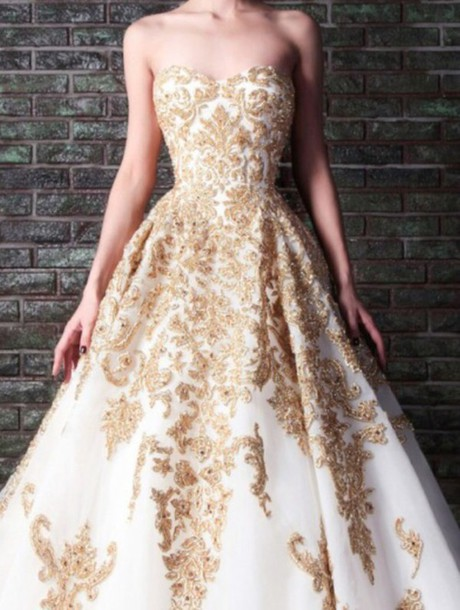 dress versace ball gown dress