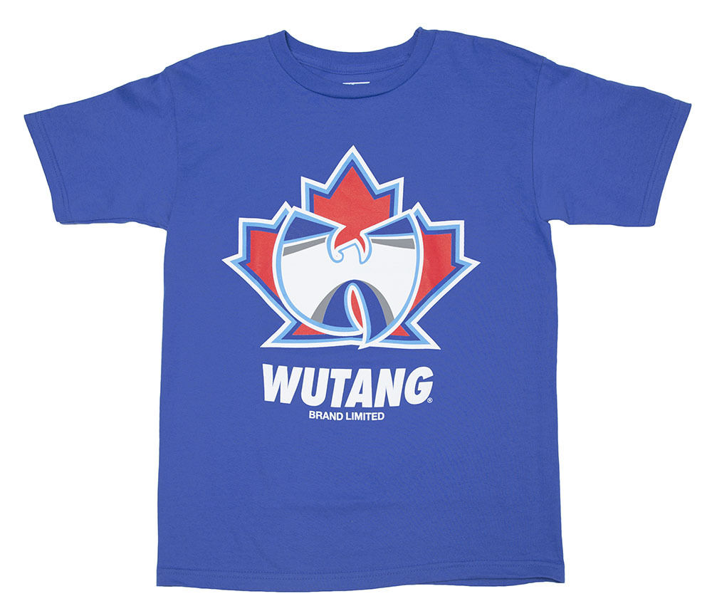 Wu Tang Brand Wu Jays Men's T Shirt Royal Blue | eBay