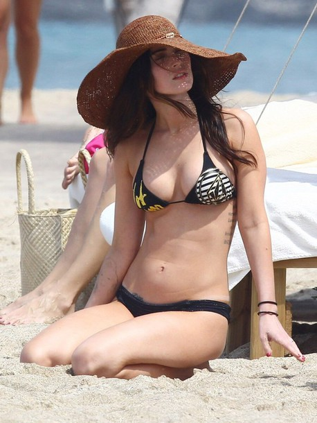 megan fox bikini swimwear