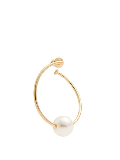 Hillier Bartley pearl gold jewels