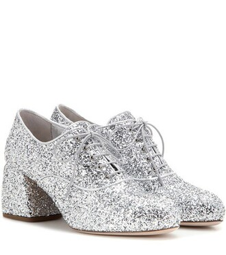 glitter pumps silver shoes