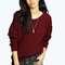 Katherine oversized jumper