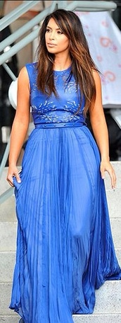 kim kardashian,maxi dress,floor length,sleeveless dress,keeping up with the kardashians