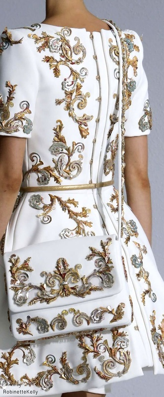 dress embroidered formal dress classy