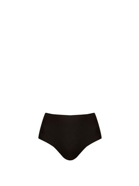 MAX MARA BEACHWEAR bikini black swimwear