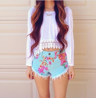 high waisted hipster top