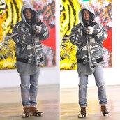 jacket,bomber jacket,rihanna,jeans,boots