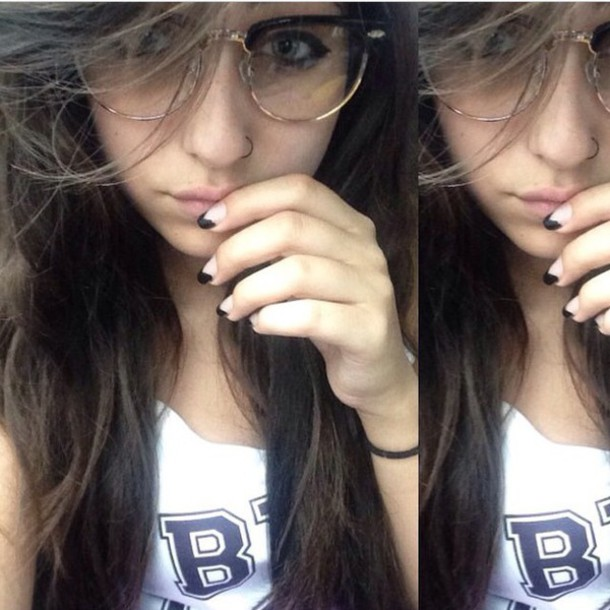 Gold Frame Glasses Tumblr : big glasses frames tumblr BOFI MENA
