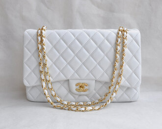 bag white chanel