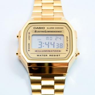 jewels gold watch watch casio watch casio classic vintage watch vintage gold