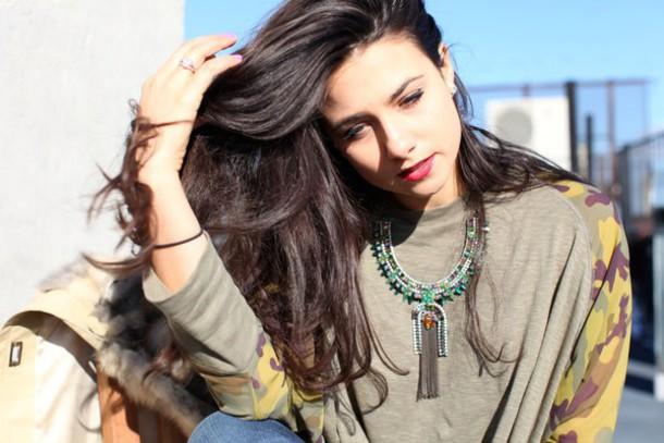 viviere bella blogger necklace
