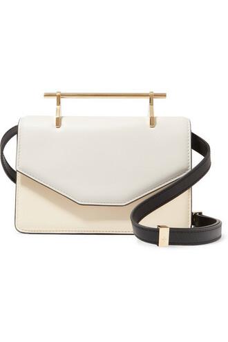 bag shoulder bag leather