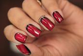 nail polish,unhas,nail accessories,nail art,nails,dress,estilopropriobysir,unholy,unholy cats,cute,lovely