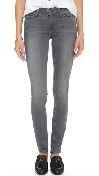 Paige Transcend Verdugo Skinny Jeans - Silvie