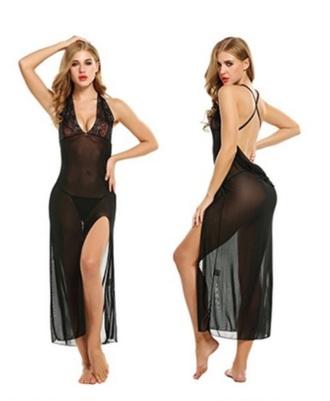 dress girly black dress black lingerie sexy lingerie see through