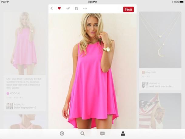 dress pink pink dress sabo skirt
