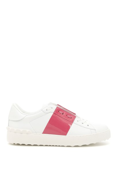 Valentino sneakers. open sneakers shoes