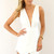 SABO SKIRT Skyrise Playsuit - Off White - 52.0000 ($52.00) - Svpply