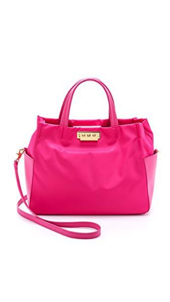 ZAC Zac Posen pink bag