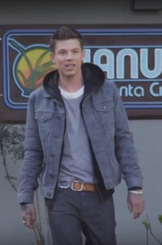 jacket chris rene