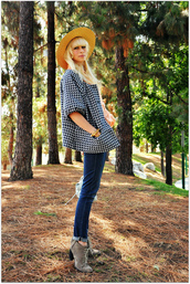 houndstooth,fancy tree house,jacket