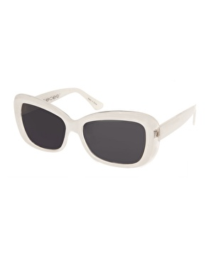 Pieces hirse oblong sunglasses at asos