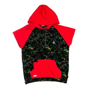 TRUKFIT TRUKFIT  | Trukfit D Splatter Pullover Short Sleeve Hoodie | Shop the TRUKFIT Official Store