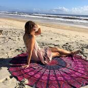 home accessory,hippy dress,wall decor,home decor,trippy,handicraft,wall tapestry,online shopping,beach roundies,beach dress,christmas
