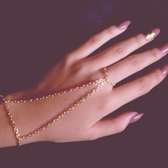 jewels this hand necklace