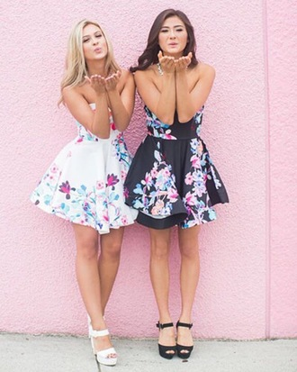 dress summer dress black dress white dress boho dress prom dress little black dress boho boho chic cute cute dress floral floral dress tumblr outfit girly girl girly wishlist