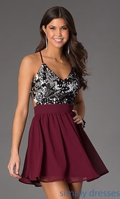 dress,burgundy,sprarkly,party dress,burgundy dress,homecoming dress,homecoming,short homecoming dress,2016 homecoming dresss,homecoming dress 2016,short prom dress,2016 short prom dresses,short prom dresses 2016,sexy prom dress,backless prom dress,cocktail dress,sexy party dresses,short party dresses