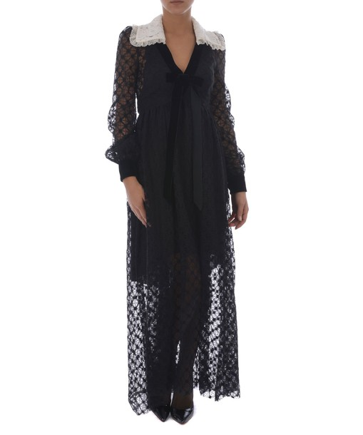 Philosophy di Lorenzo Serafini dress lace dress sheer lace