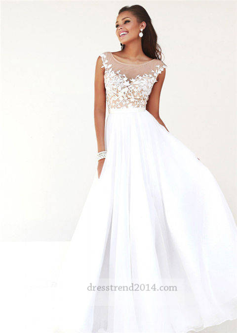 Formal White Dresses For Juniors – summ.tk