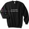 The dress code sweatshirt gift sweater adult unisex cool tee shirts