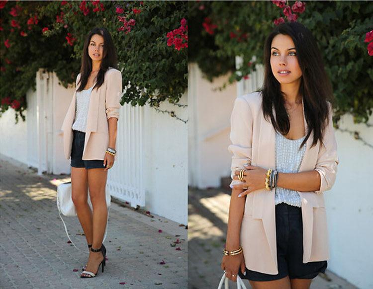 Fashion Office lady Career Slim Casual Women Blazer Suit Jacket Coat Outwear